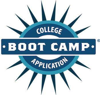 College Essay Boot Camp, Spring 2018 ThreeSixty